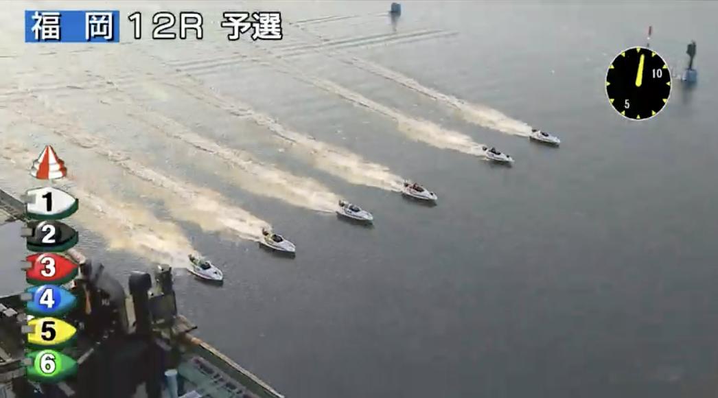 福岡 ボート リプレイ レース
